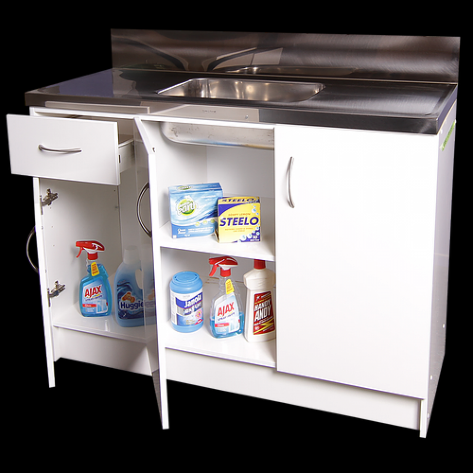 1215 wide Kitchenette Base Unit