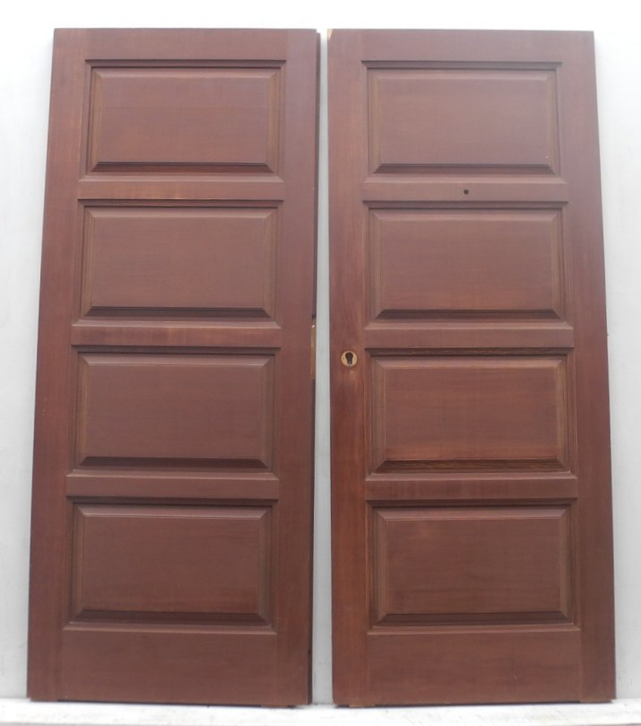 1620w x 1980h Interior Rebate Doors Set #906
