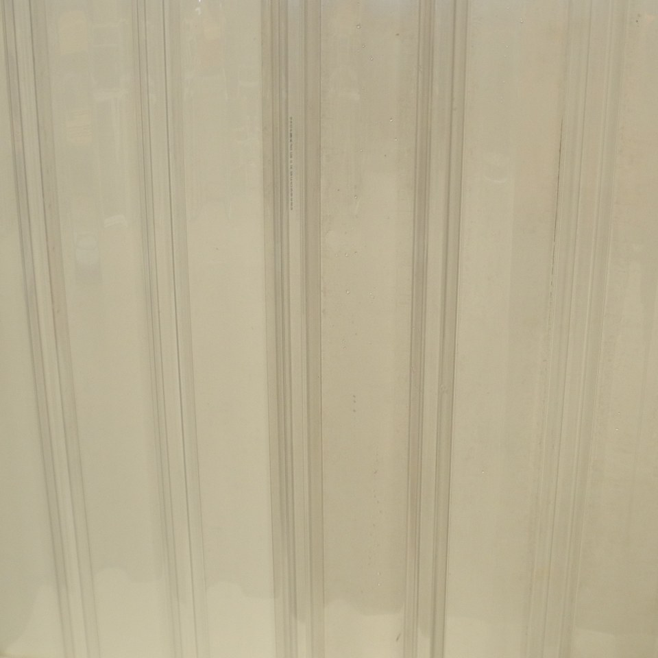Polycarbonate Roofing 1.8m 5 Rib
