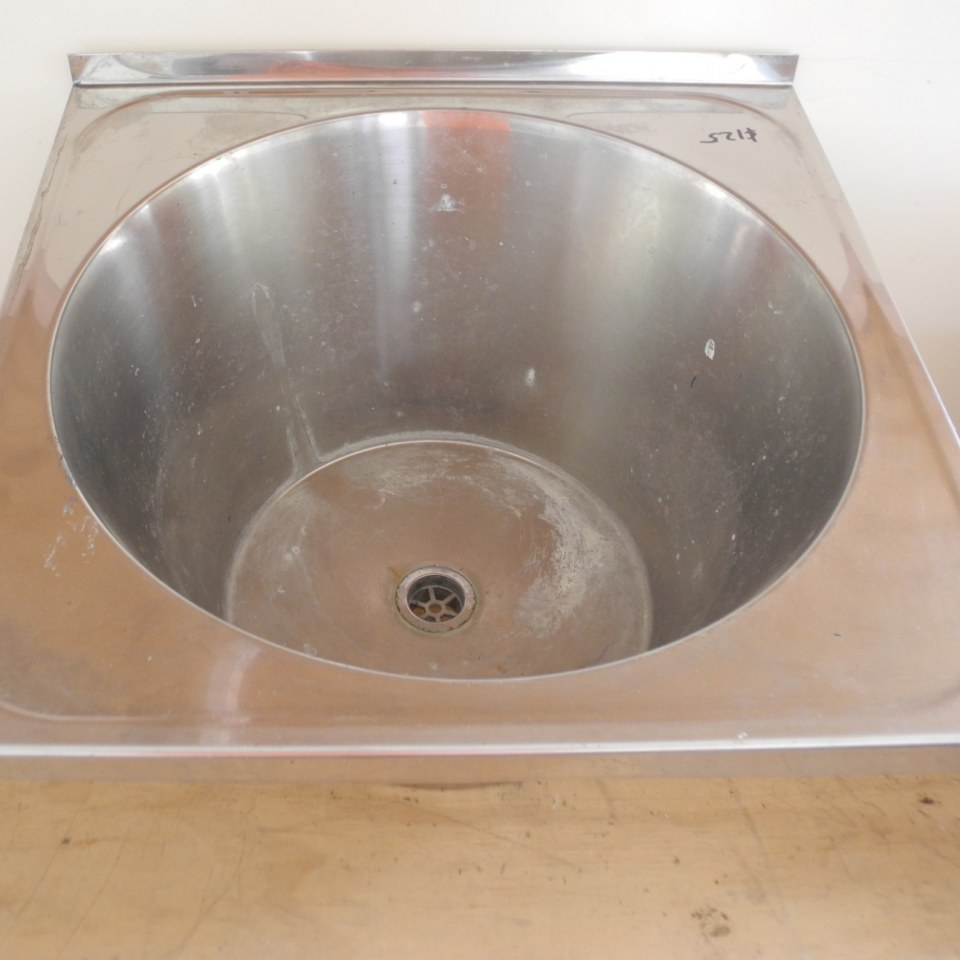 Stainless Steel Tub 560w