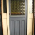 Wooden Villa Door 1450w x 2220h